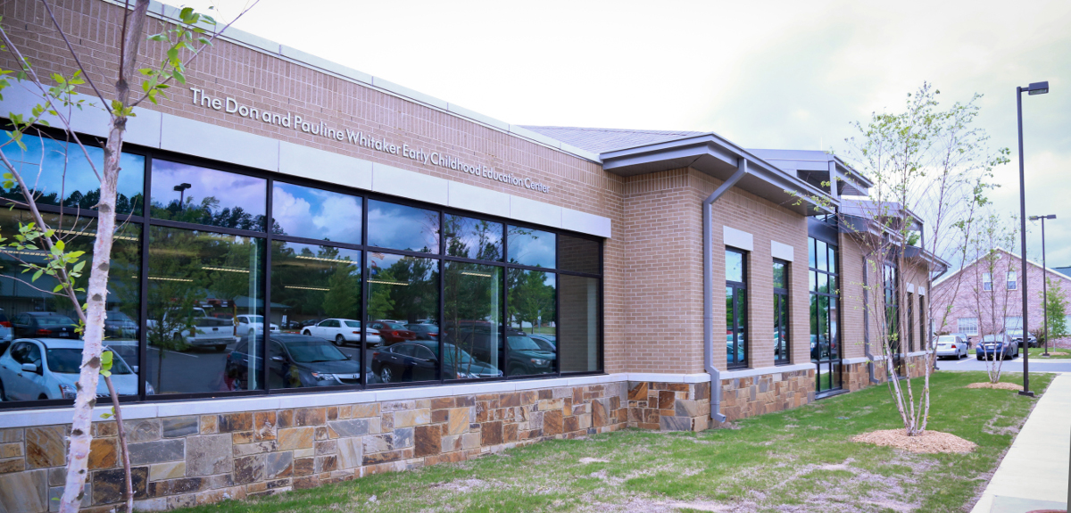 Whitaker Early Childhood Education Center small